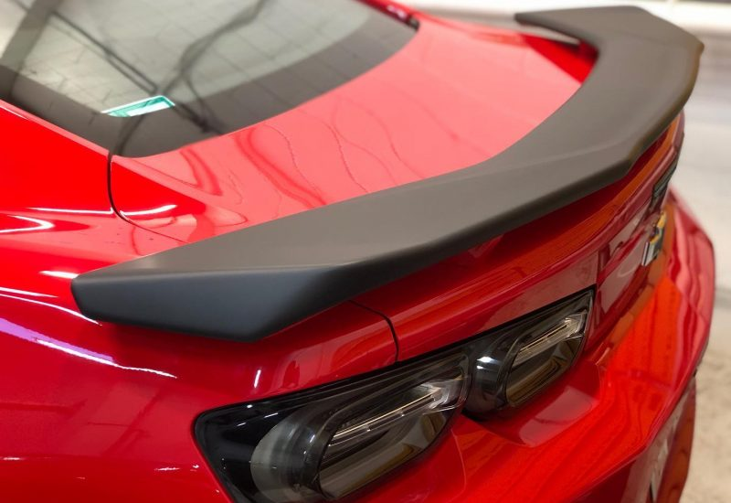 PAINT PROTECTION FILM 08