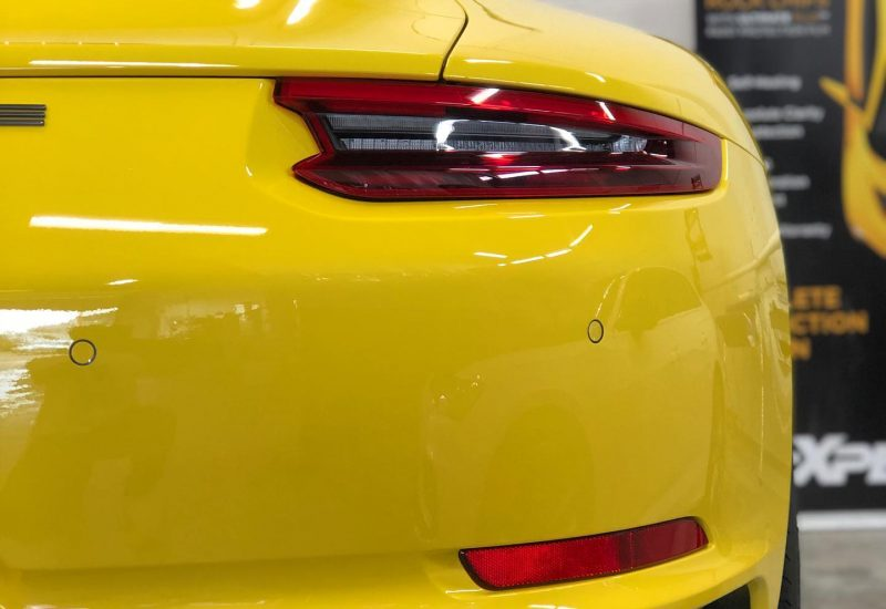 PAINT PROTECTION FILM 10